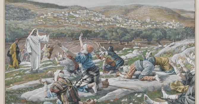 Sermon - The 18th Sunday after Pentecost