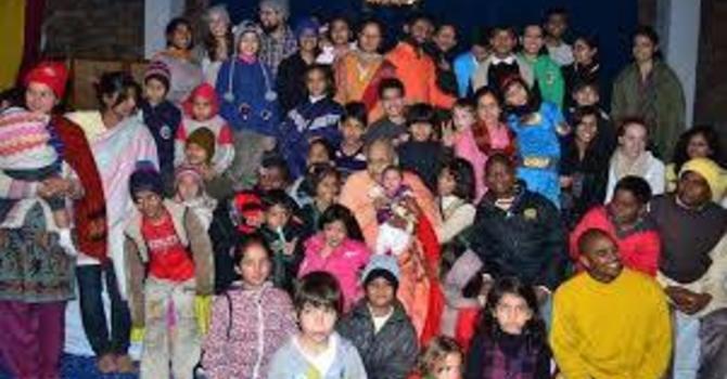 Imagine:  Children's Retreat