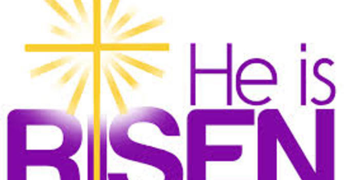 Easter Sunday Worship Service image