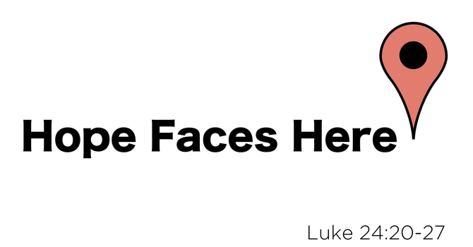 Hope Faces Here
