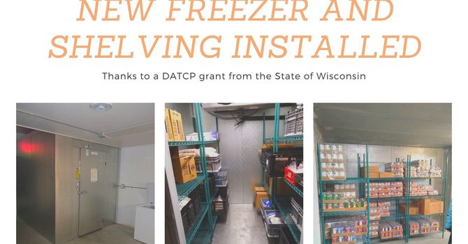 Pierce County Food Pantry Gets DATCP Grant image
