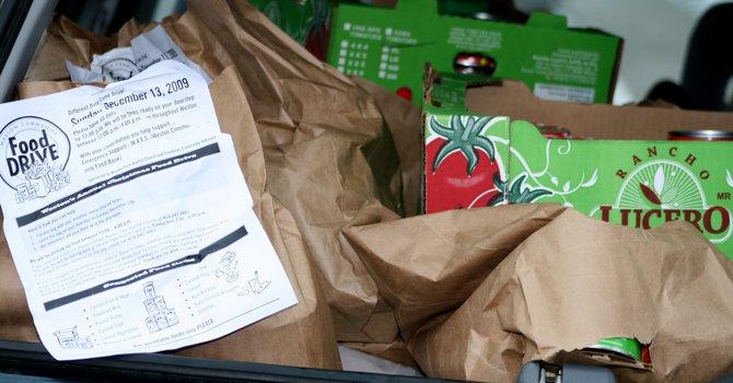 WPBC Annual Food Drive