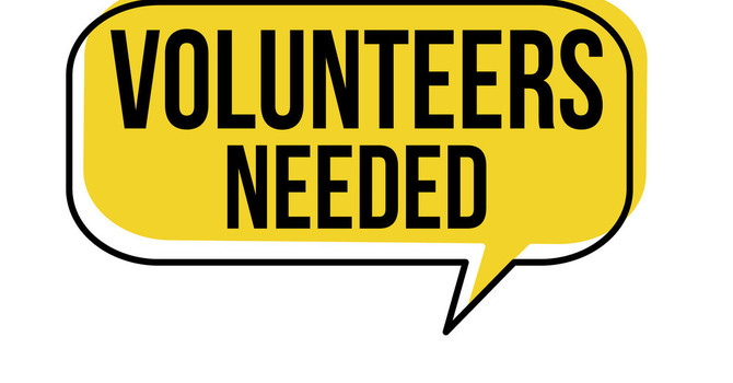 Volunteers Needed: Table and Chair Set-up image