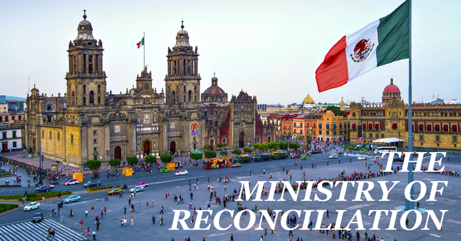 The Ministry of Reconciliation  image