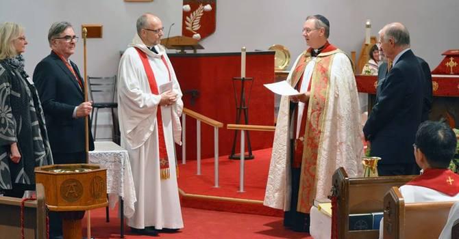 Welcome Canon Jonathan LLoyd