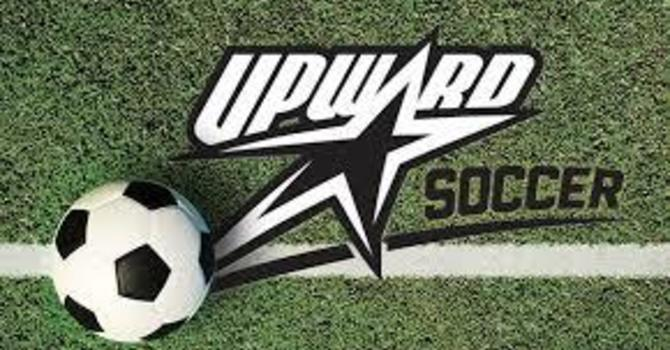 Upward Soccer: Fall 2019 Season Beginning Soon image