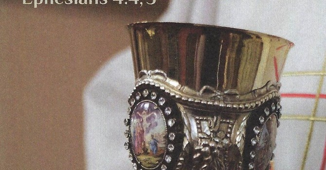 Worship Service Bulletin - Eleventh Sunday After Pentecost image
