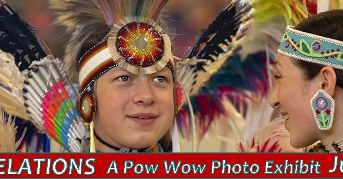 All My Relations: a Pow Wow Photo Exhibit: June 9-17 @ ThirdSpace image