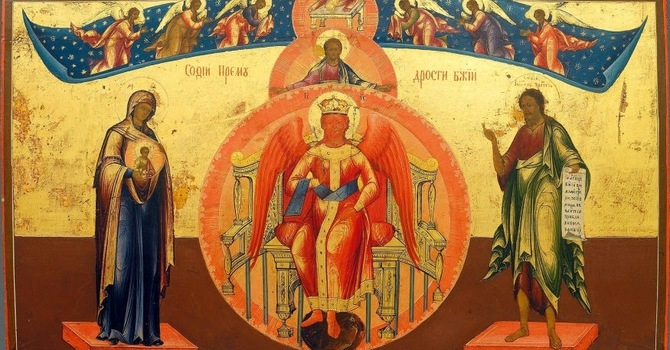 Advent Procession image