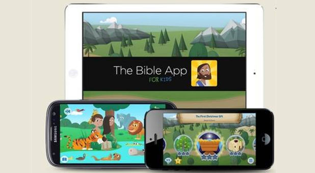 Bible App for Kids | Children's Ministry | Eagle Ridge Bible Fellowship