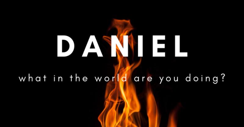 The Lions in Daniel's Den