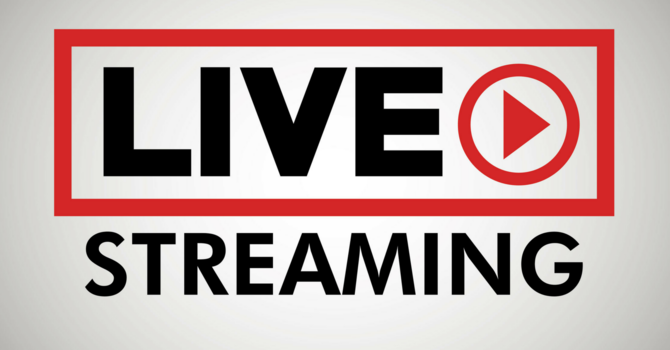 Live Streaming and Podcasts image