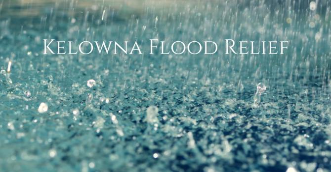 Kelowna Flood Relief image