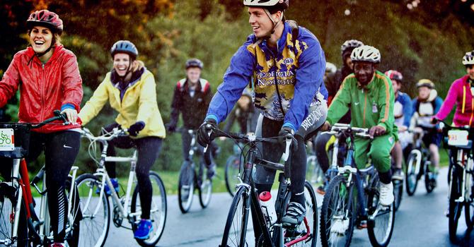 Ride for Refuge Volunteers Needed image