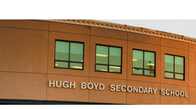 Hugh Boyd Food Bank