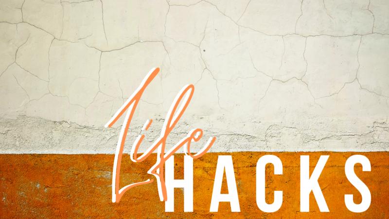 Life Hacks on Suffering