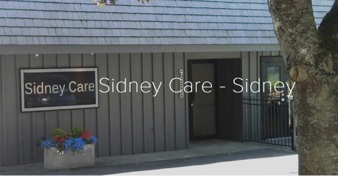 Sidney Care Home service