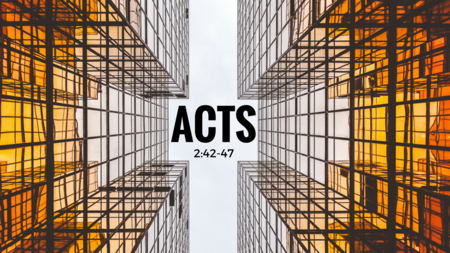 Acts 2:42-46