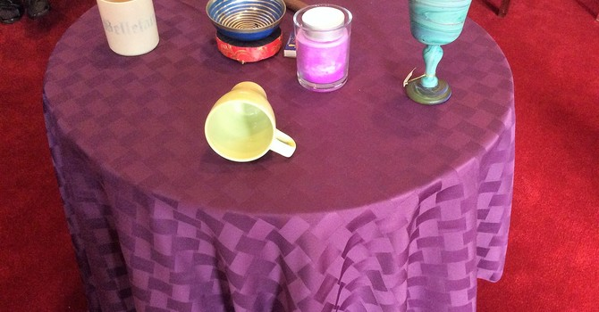 Lenten Retreat - The Cup Of Our Life image
