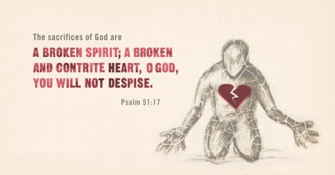 May 31 Prayer of Lament  image