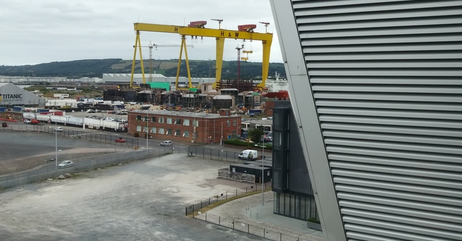 TITANIC  Belfast image