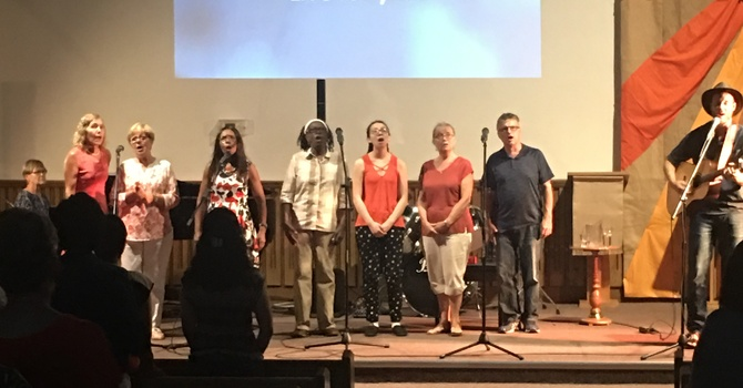 Fellowship hosts the I Am Not My Own tour! image