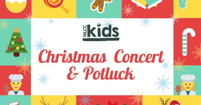NLCC Kids Christmas Concert & Potluck