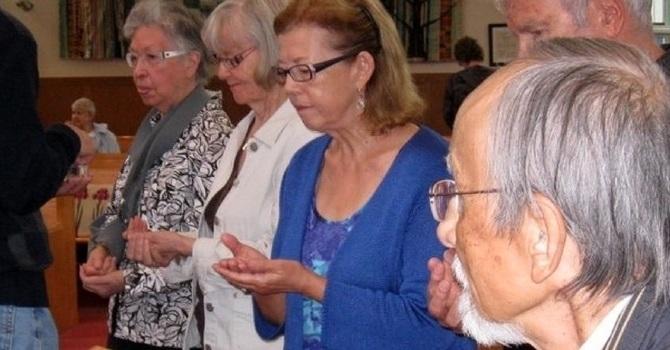 Attention: Eucharistic Administrators of St. John's image