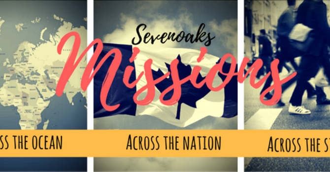 Missions Month 2017