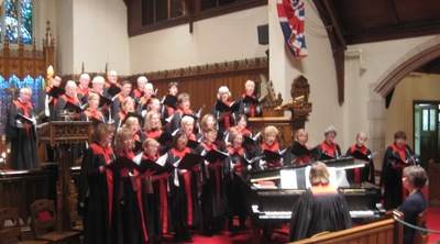 Worship Gatherings Ministry