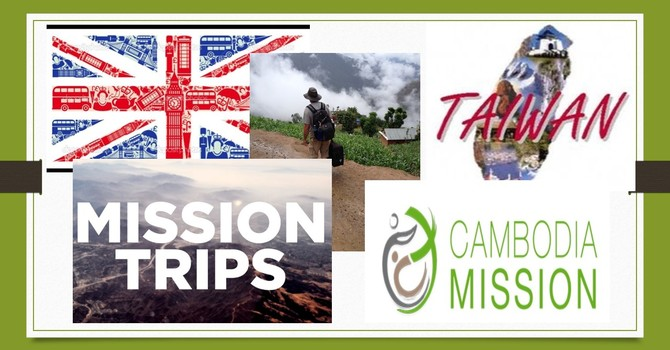 International Mission Trips image