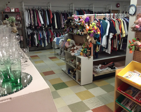 Thrift Shop & Furniture Sales
