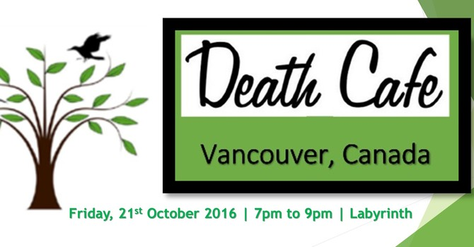 Death Cafe in the Labyrinth @ St. Paul's