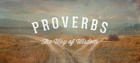 Proverbs Sermon Series