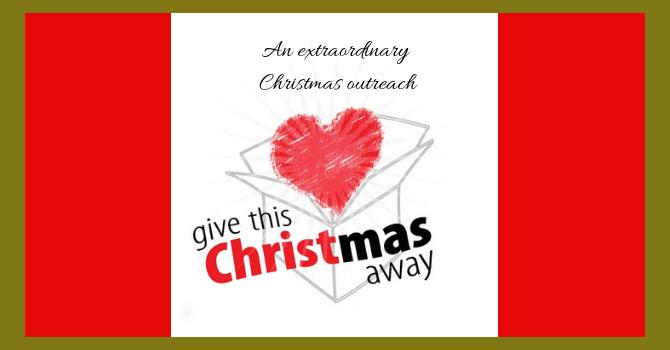 Give This Christmas Away