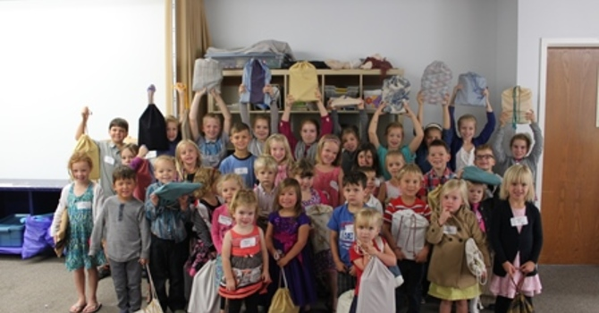 Willoughby Children Aid Refugee Children image