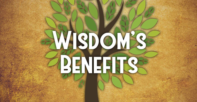 The Wisdom of Proverbs - Part 5