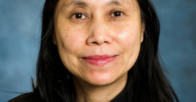Prayer of the Week with Rev. Marion Wong