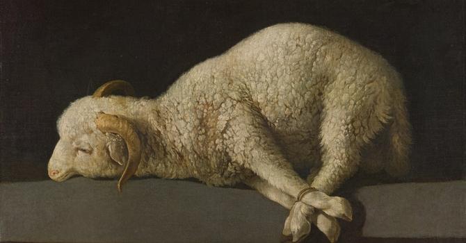 The Lamb Who Was Slain