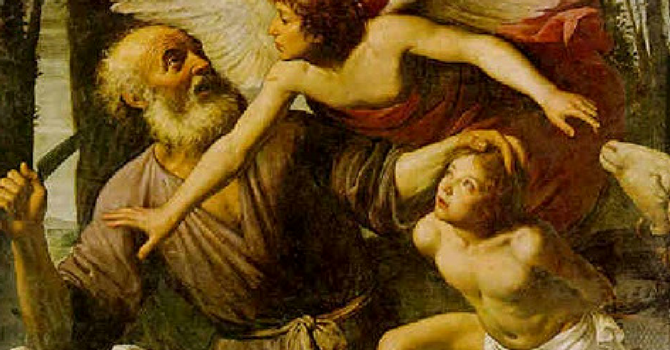 Lies and Murder — Lent 5