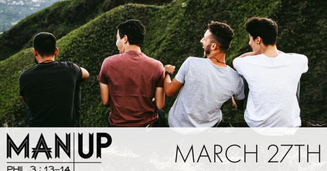 ManUP - March