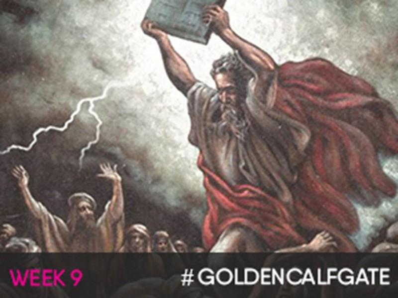 #Goldencalfgate