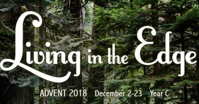 Living in the Edge: an Advent Devotion Resource  image