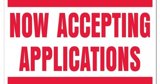 Summer Job Opportunity image