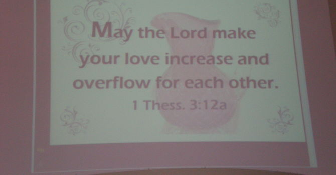 2012 Women's Retreat image