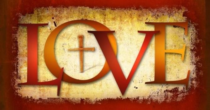 "The Word ""Love"" In The Gospel Of John image"