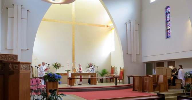 Diocesan-wide ACW meeting image