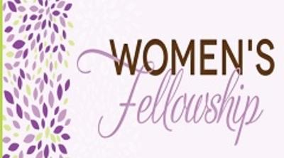 Woman's Fellowship!
