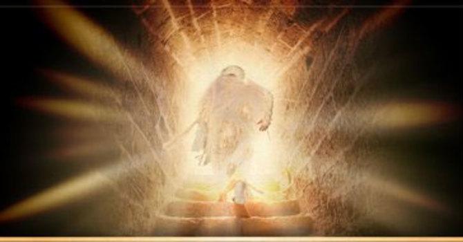 John 11: 17-44 image