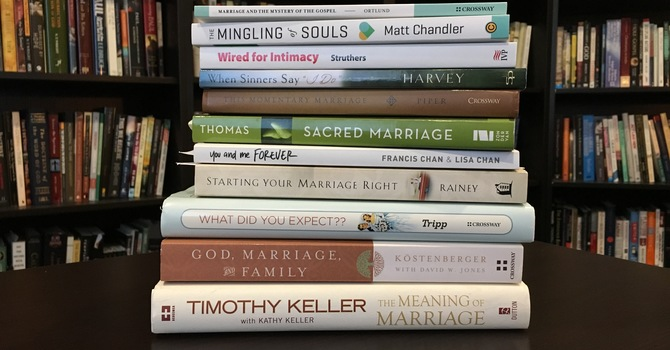 The Mystery of Marriage - Reading List image